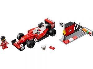 LEGO® Speed Champions Products Scuderia Ferrari SF16-H - 75879