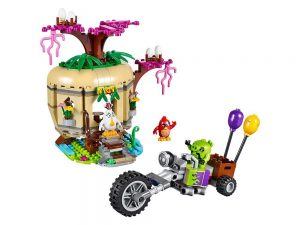 Lego Angry Birds™ Bird Island Egg Heist 75823