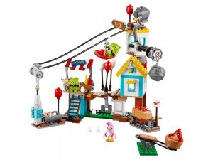 Lego Angry Birds™ Pig City Teardown 75824