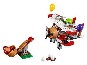 Lego Angry Birds™ Piggy Plane Attack 75822