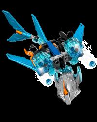 Lego Bionicle Characters - Akida, Creature of Water