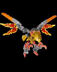 Lego Bionicle Characters - Ikir, Creature of Fire