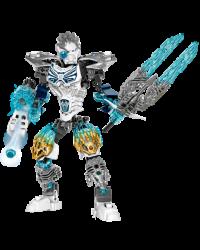 Lego Bionicle Characters - Kopaka Uniter of Ice