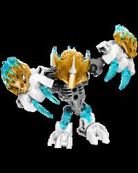 Lego Bionicle Characters - Melum, Creature of Ice