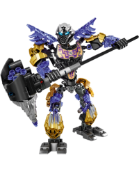 Lego Bionicle Characters - Onua, Uniter of Earth