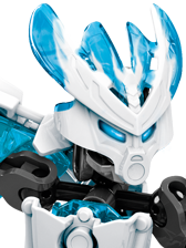 Lego Bionicle Characters - Protector of Ice