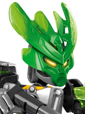 Lego Bionicle Characters - Protector of Jungle