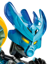 Lego Bionicle Characters - Protector of Water