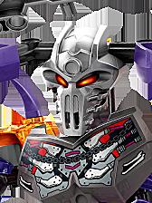 Lego Bionicle Characters - Skull Basher