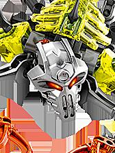 Lego Bionicle Characters - Skull Scorpio
