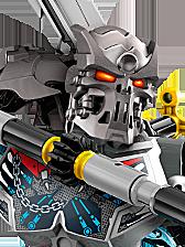 Lego Bionicle Characters - Skull Warrior
