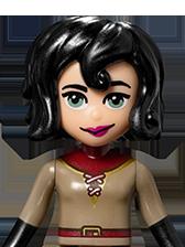 Lego Disney Characters - Cassandra