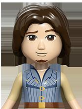 Lego Disney Characters - Flynn Rider