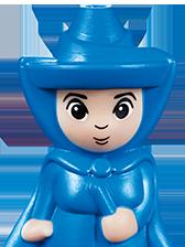 Lego Disney Characters - Merryweather