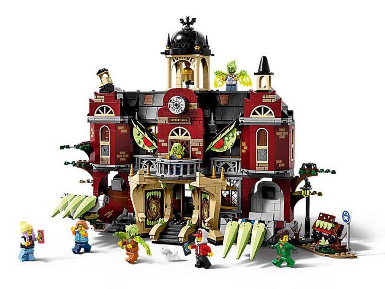 lego hidden side  kids time