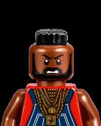 Lego Dimensions Characters B.A. Baracus