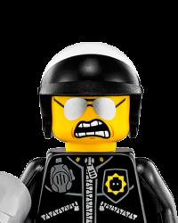 Lego Dimensions Characters Bad Cop