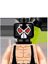 Lego Dimensions Characters Bane