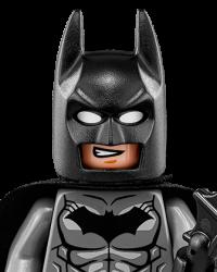 Lego Dimensions Characters Batman