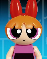 Lego Dimensions Characters Blossom