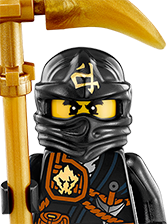 Lego Dimensions Characters Cole