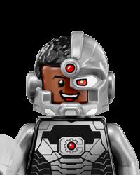 Lego Dimensions Characters Cyborg