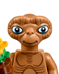 Lego Dimensions Characters E.T.