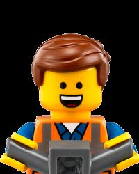 Lego Dimensions Characters Emmet