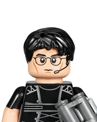 Lego Dimensions Characters Ethan Hunt