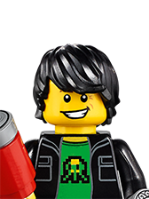 Lego Dimensions Characters Gamer Kid