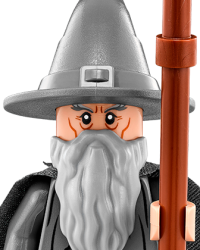 Lego Dimensions Characters Gandalf