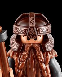 Lego Dimensions Characters Gimli
