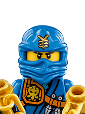 Lego Dimensions Characters Jay
