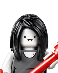 Lego Dimensions Characters Marceline The Vampire Queen