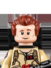 Lego Dimensions Characters Peter Venkman