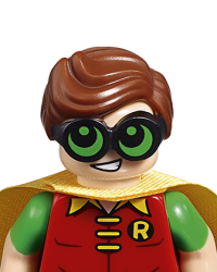Lego Dimensions Characters Robin™