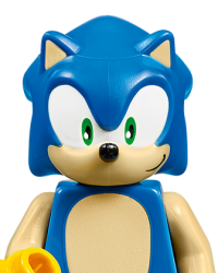 Lego Dimensions Characters Sonic