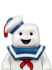 Lego Dimensions Characters Stay Puft