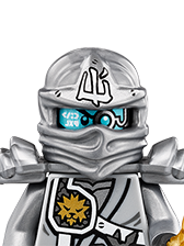 Lego Dimensions Characters Zane