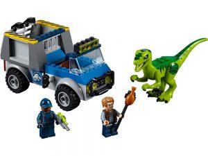 Raptor Rescue Truck LEGO® Juniors 10757