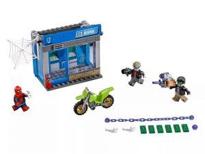 LEGO® Marvel Super Heroes Spider-Man ATM Heist Battle 76082