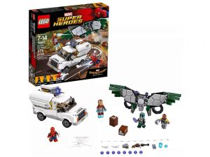 LEGO® Marvel Super Heroes Spider-Man Beware the Vulture 76083