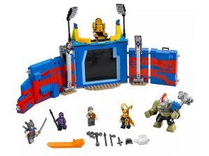 LEGO® Marvel Super Heroes Thor vs. Hulk: Arena Clash 76088
