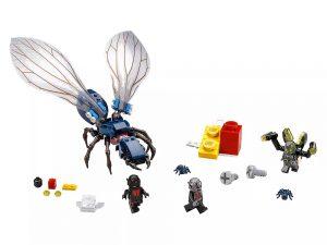 LEGO® Super Heroes Ant-Man Final Battle 76039