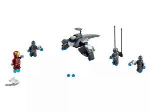 LEGO® Super Heroes Iron Man vs Ultron 76029