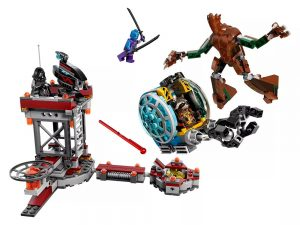 LEGO® Super Heroes Knowhere Escape Mission 76020