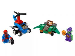 LEGO® Super Heroes Mighty Micros: Spider-Man vs. Green Goblin 76064