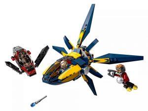 LEGO® Super Heroes Starblaster Showdown 76019