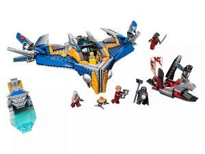 LEGO® Super Heroes The Milano Spaceship Rescue 76021