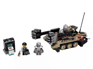 LEGO® Ultra Agents Tremor Track Infiltration 70161